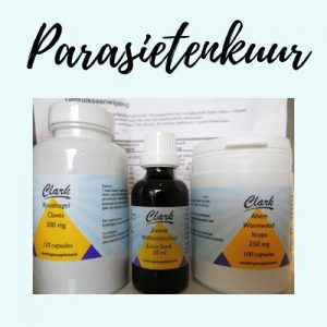 Parasietenkuur